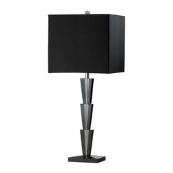 Cyan Design - Cyan Design 04118 Deco Transitional Table Lamp - Cyan Design 04118 Deco Transitional Table Lamp