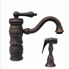 Farmhouse Kitchen Faucets by PoshHaus