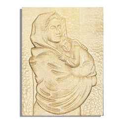 "Inviting Home - Agalia maple door panels - Hand carved door panel 11-1/4""W X 15-1/4""H x 1-1/4""D Wood panels are hand carved from premium selected hardwoods: hard maple cherry and white oak. Panels are carved in deep relief design to achieve the highest degree of quality and details. Carved wood panels are triple sanded ready to accept stain or paint. These wood panels are perfect for wall applications cabinet doors finishing touches on the custom cabinets."