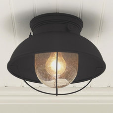 Industrial Ceiling Lighting by Shades of Light