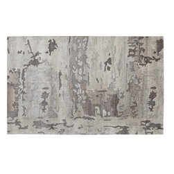 Dynamic Rugs - Dynamic Rugs Posh 8X11 7808-719 - Gorgeous in an industrial inspired loft or urban home, the Posh Collection is modern and on trend. Featuring a wide range of shades of gray and contemporary patterns and styles, these handmade rugs lend a bit of edge to any space. A dramatic backdrop, the Posh Collection is a high quality, fashion forward choice.