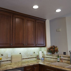 Traditional Kitchen Cabinetry by Kitchens Etc. of Ventura County