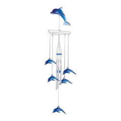 GSC - Wind Chime Acrylic Dolphin Hanging Garden Porch Decoration Collection - This gorgeous Wind Chime Acrylic Dolphin Hanging Garden Porch Decoration Collection has the finest details and highest quality you will find anywhere! Wind Chime Acrylic Dolphin Hanging Garden Porch Decoration Collection is truly remarkable.