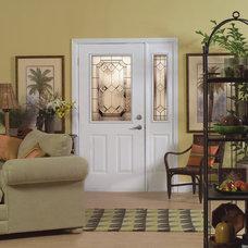 Front Doors by Waudena Millwork