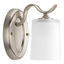 Progress Lighting - Inspire 1-Light Bath Light - Inspire 1-Light Bath Light
