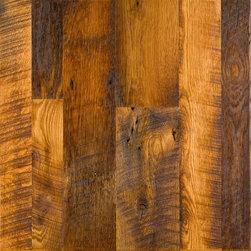Antique Oak - Distressed - Antique Oak - Distressed Grade