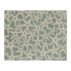 Starfish Rug I Love This Great Starfish Rug From Pottery