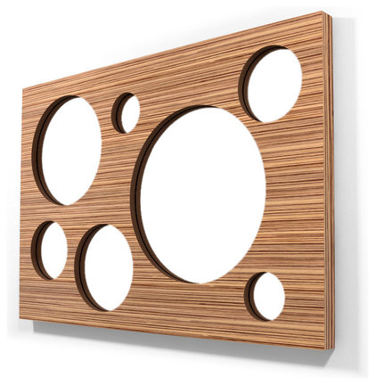 Modern Wall Mirrors by WoodnGo