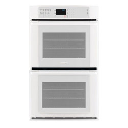 "Electrolux - IQ-Touch Series EI30EW45KW 30"" Double Electric Wall Oven with 4.2 cu. ft. Per Ov - The Electrolux EI30EW45 30 Single Electric Wall Oven will satisfy your every need With an amazing42 cu ft capacity you will be able tocook large items or large quatities of other dishesFeaturing3rd Element Convection Oven andSelf-Cleaning 7 Cooking M..."