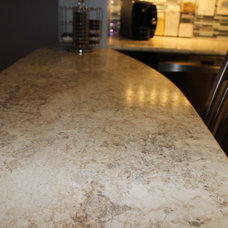 Transitional Kitchen Countertops by Cabinet-S-Top