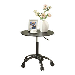 Homelegance - Spaced Out End Table - Round shape