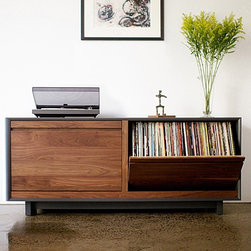 Symbol Audio - Symbol Audio | AERO LPC-200 LP Storage Cabinet - Design by Blake Tovin and Matt Richmond.