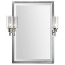 Transitional Bathroom Mirrors by Fratantoni Lifestyles