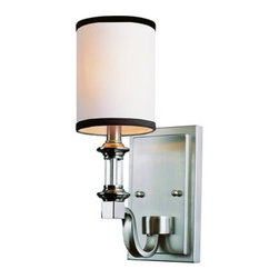 Trans Globe Lighting - Trans Globe Lighting 7971 Single Light Wall Sconce from the Modern Meets Traditi - Single Light Wall Sconce from the Modern Meets Traditional Collection
