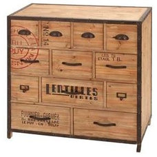 Eclectic Dressers by Woodland Imports