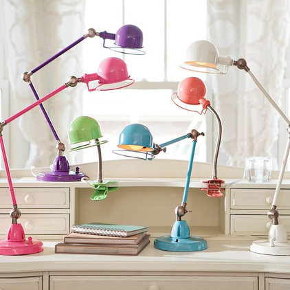 contemporary table lamps by PBteen