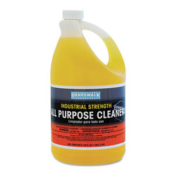 Boardwalk - Boardwalk All-Purpose Cleaner, Lemon, 1Gal Bottle - Cuts grease, shines and deodorizes with a fresh lemon scent all in one step.