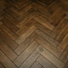 Modern Wood Flooring by Graf Brothers Flooring