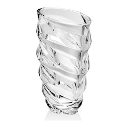 "Godinger Silver - Arianna Vase 12"" - Fill it with fresh flowers for your table centerpiece and get ready for compliments. Makes a lovely gift too!"