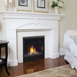 Majestic - Majestic Patriot Direct Vent Gas Fireplace - 36CFDV - Shop for Fire Places Wood Stoves and Hardware from Hayneedle.com! The Majestic Patriot Direct Vent Gas Fireplace is a powerful yet elegant addition to your living space. This direct vent gas fireplace features a louverless flush face and sleek modern styling as well as a wide variety of options to suit your comfort needs and elevate the decor.About MajesticFor over 50 years Majestic has crafted a name synonymous with quality wood and gas fireplaces for the home. With a vast array of products and styles including wood electric modern and traditional Majestic has something for every taste and decor. Majestic products are built to last offering a quality construction and innovative design structure that has made them a premier choice for homes across North America and beyond.