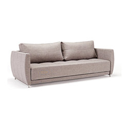 Curvature Deluxe Excess Sofa by Innovation - Features: