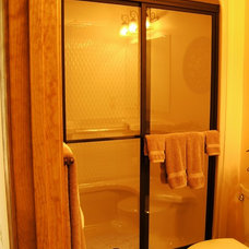 Traditional Bathroom by J&J Build and Remodel