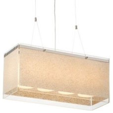 Pacifica Linear Suspension by Forecast Lighting