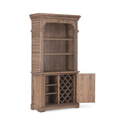La Lune Collection - Rustic Custom Hutch by La Lune Collection - Rustic Custom Hutch by La Lune Collection