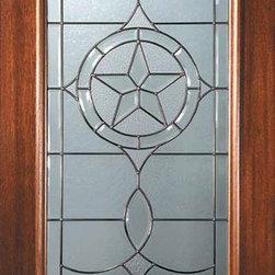"""Slab House Single Door 80 Wood Mahogany Travis 3/4 Lite Glass - SKU#L08682BrandGlassCraftDoor TypeExteriorManufacturer Collection3/4 Lite Entry DoorsDoor ModelTravisDoor MaterialWoodWoodgrainMahoganyVeneerPrice975Door Size Options36"""" x 80"""" (3'-0"""" x 6'-8"""")  $0Core TypeDoor StyleDoor Lite Style3/4 LiteDoor Panel StyleHome Style MatchingDoor ConstructionLegacyPrehanging OptionsSlabPrehung ConfigurationSingle DoorDoor Thickness (Inches)1.75Glass Thickness (Inches)Glass TypeTriple GlazedGlass CamingSatin NickelGlass FeaturesTempered , BeveledGlass StyleGlass TextureGlass ObscurityDoor FeaturesDoor ApprovalsWind-load Rated , FSC , TCEQ , AMD , NFRC-IG , IRC , NFRC-Safety GlassDoor FinishesDoor AccessoriesWeight (lbs)248Crating Size25"""" (w)x 108"""" (l)x 52"""" (h)Lead TimeSlab Doors: 7 daysPrehung:14 daysPrefinished, PreHung:21 daysWarrantyOne (1) year limited warranty for all unfinished wood doorsOne (1) year limited warranty for all factory?finished wood doors"""
