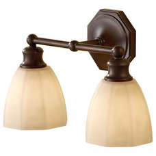 VS23002-HTBZ,2 - Light Vanity Strip,Heritage Bronze