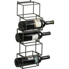 Contemporary Wine Racks by CB2