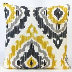 Jasmine Throw Pillow - Sundance -