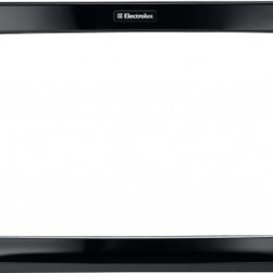 """Electrolux - EI30MO45TB Black 30"""" Trim Kit for Built-in Microwaves - This trim kit provides a built-in appearance for your Electrolux model EIMO45IB microwave"""