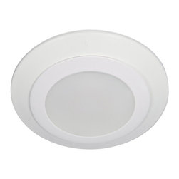 Sea Gull Lighting - Sea Gull Lighting 14602S-15 Traverse Led Recessed in White - This LED Recessed Retrofit from the Traverse LED collection by Sea Gull will enhance your home with a perfect mix of form and function. The features include a White finish applied by experts. This item qualifies for free shipping!