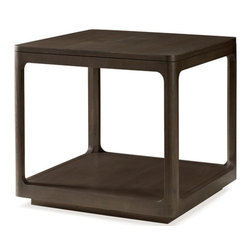 Brownstone Furniture Messina End Table - Brownstone Furniture Messina End Table