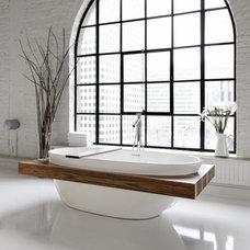 Contemporary Bathroom by Hollingsworth Showroom