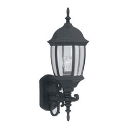 "Designer Fountain - Tiverton 8"" Cast Wall Lantern - 8 inches Cast Wall Lantern"