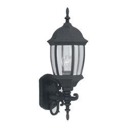"Designer Fountain - Tiverton 8"" Cast Wall Lantern - 8 inches cast wall lantern"