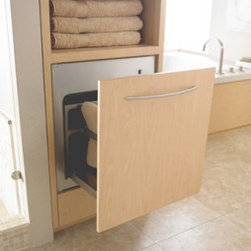 Jacuzi - Jacuzzi Towel Warming Drawer - Everyone loves warm towels after a bath or shower.  I love that this particular towel warmer is integrated with the room!