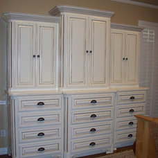Traditional Dressers Chests And Bedroom Armoires by C&S Cabinets, Inc