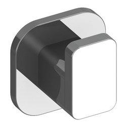 "Modo Bath - Deva 3160 Chrome Bathroom Hook - Deva 3160 Bathroom Hook, 2.0"" W x 1.5"" D x 2.1"" H, in Polished Chrome"