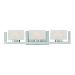 Dolan Designs - Dolan Designs 2248-09 Uptown 3 Light Bathroom Vanity Lights in Satin Nickel - This 3 light Bath Vanity from the Uptown collection by Dolan Designs will enhance your home with a perfect mix of form and function. The features include a Satin Nickel finish applied by experts. This item qualifies for free shipping!