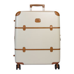 """Bric's - Bellagio 30"""" Spinner Trunk - Bric'sBellagio 30"""" Spinner TrunkDesigner About Bric's:Bric's began when Mario Briccola founded the company in 1952 in the Como region of Italy where it has become internationally renowned for luggage crafted by hand using the finest Tuscan leather and state-of-the-art nylon. Although the company has far outgrown Mario's original workshop the personal touch continues today with a second generation of the Briccola family ensuring its heritage of quality style and attention to detail."""