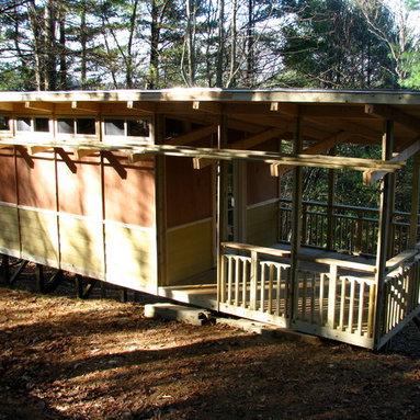 MorHaus - A 4' modular design based on 12' wide unit- Mor16 w/ 12' Porch