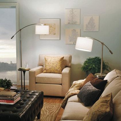 Modern Floor Lamps by Kichler