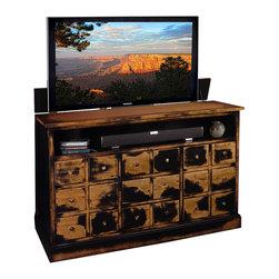 TV Lift Cabinets - Nantucket TV Lift