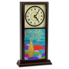 Eclectic Clocks by Kids Made Art