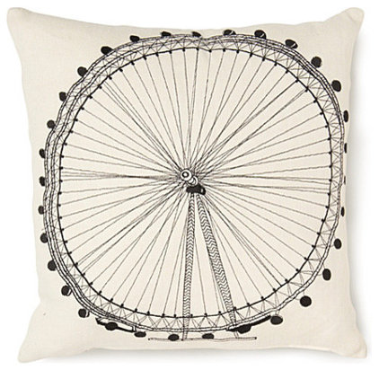 Eclectic Decorative Pillows by Selfridges