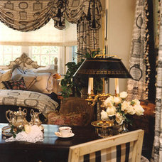 Traditional Bedroom by Chelsea Court Designs
