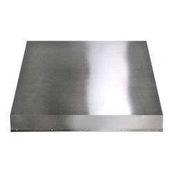 """Cavaliere - AP238-PS19IL-40 40"""" Wide Insert Liner Range Hood  6 Speed Touch Controls  1000 C - The AP238PS19IL wide insert liner range hood comes in two sizes 34 and 40 With a 1000 CFM blower and 6 different speed level there will always be a perfect speed for your needs The stainless steel baffle filters are dishwasher safe making them easy t..."""